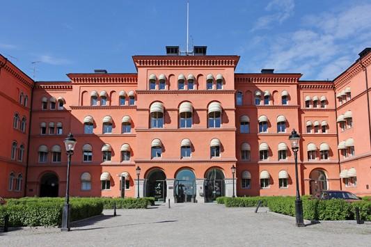 Entré Linnégatan