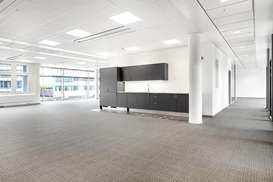 Exempelbild från annat kontor i fastigheten