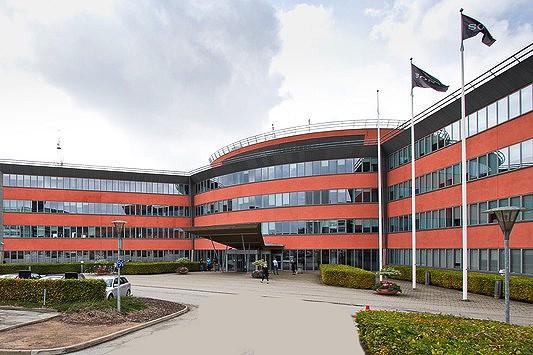 MHC Workspace ligger på Mobilvägen 8-10 i Lund